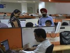 Fearing Layoffs, Techies In India's IT Capital Go Back To School