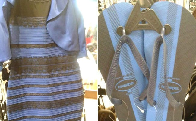 White-Gold Or Blue-Black? Twitter's Divided Again But Not Over A Dress
