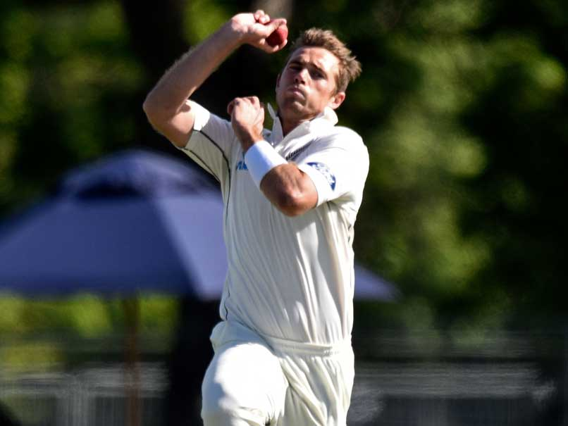 Fired up Tim Southee Creates Havoc in Pakistan Ranks