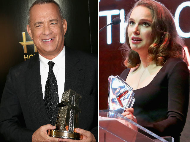 Tom Hanks, Natalie Portman Kick Off Award Season with Hollywood Film Awards Win