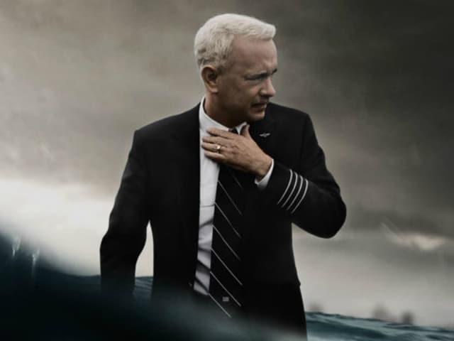 Tom Hanks Shares His Experience of Playing Real Life Hero Captain Sully