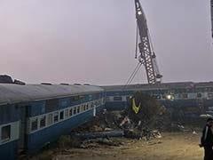 कानपुर रेल हादसे के पीछे पटरियों में दरार हो सकती है वजह : सूत्र   मरने वालों की संख्या 142 हुई