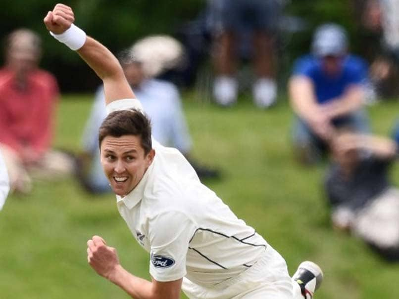 New Zealand Lose Trent Boult For Second Test