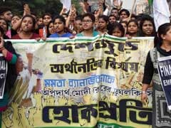 United Against Notes Ban, Trinamool, Left Divided In Call To Block Bengal