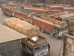 Truckers Body Claims Rs 2000 Crore Loss To Sector On Day 1 Of Strike