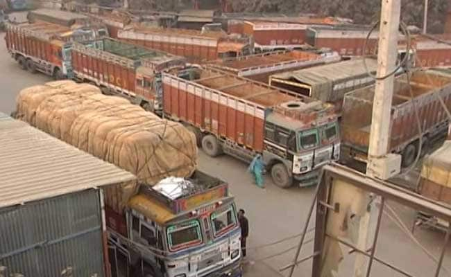 Truck Operators Stage Protest Across Punjab