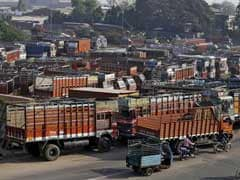Post-GST, Travel Time Of Trucks Has Reduced By A Fifth: Government