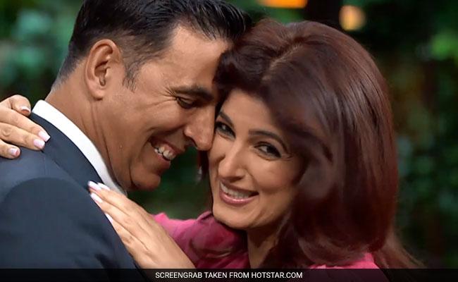 'टॉयलेट एक प्रेम कथा': अक्षय कुमार को पत्नी से तो मिल गए हैं फुल नंबर