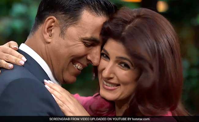अक्षय कुमार और अपने रिश्ते को एक 'टीम' मानती हैं ट्विंकल खन्ना