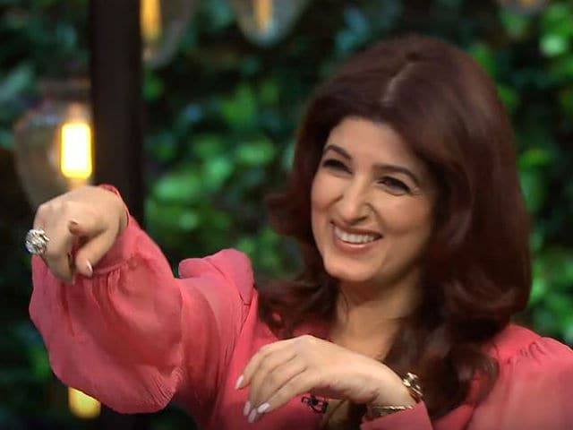 Twinkle Khanna Should Get Her Own Show - Twitter's Verdict