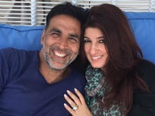 Akshay Kumar is My Biggest Cheerleader, Says Twinkle Khanna