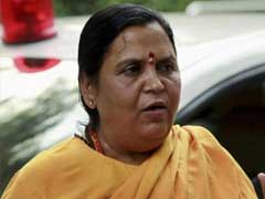 """Actively"" Participated in Movement, Ram Temple Is My ""Dream"": Uma Bharti"