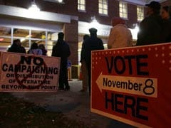 Polls Open In Pivotal US Presidential Election