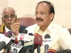 No Political Interference In Sacked Tamil Nadu Chief Secretary's Case: Venkaiah Naidu