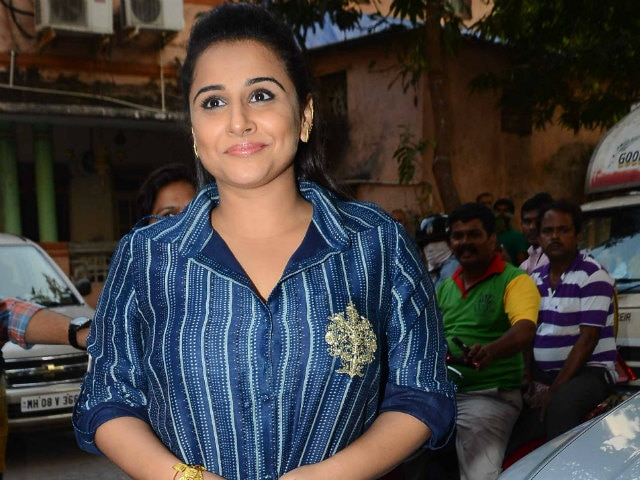Vidya Balan On Success Ke Side Effects: You Regard Yourself As Invincible