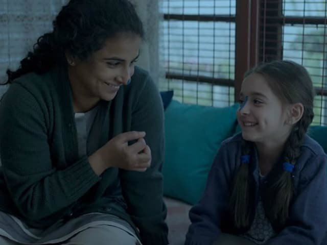 Vidya Balan Isn't Sure About the Fate of Her Kahaani Sequel
