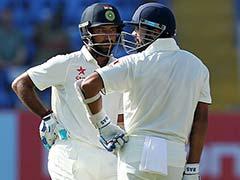 Live Cricket Score - India vs England, 4th Test, Day 3, Mumbai: Vijay, Pujara Look to Extend Partnership