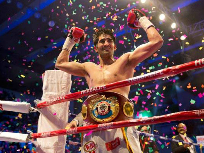 Vijender Singh Eyes Knockout Win Against Francis Cheka