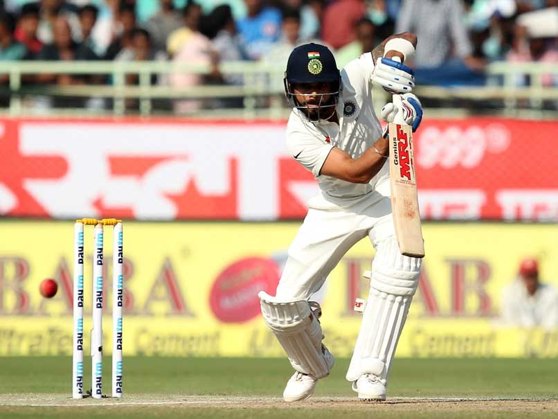 Live Cricket Score - India vs England, 4th Test, Day 3, Mumbai: Vijay, Kohli Look to Rebuild at Wankhede
