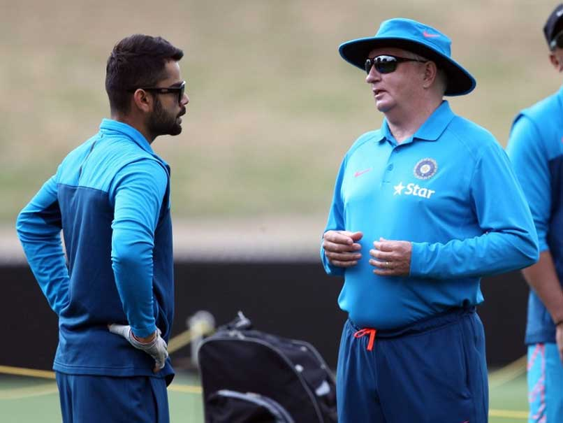 Virat Kohli Reveals How Duncan Fletcher Helped Him Improve Fitness