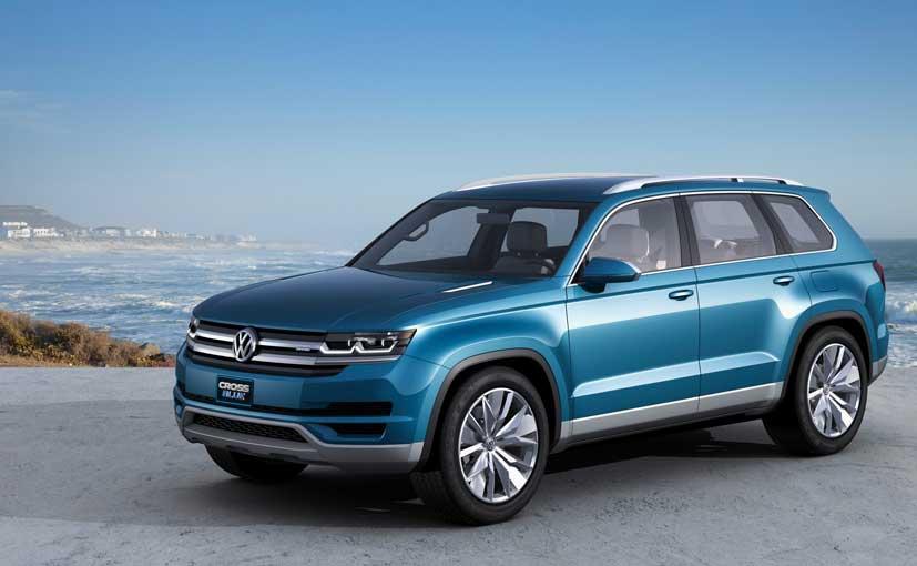 Volkswagen Atlas Price In India >> Volkswagen Atlas Suv Holds Big Potential In India Ndtv Carandbike