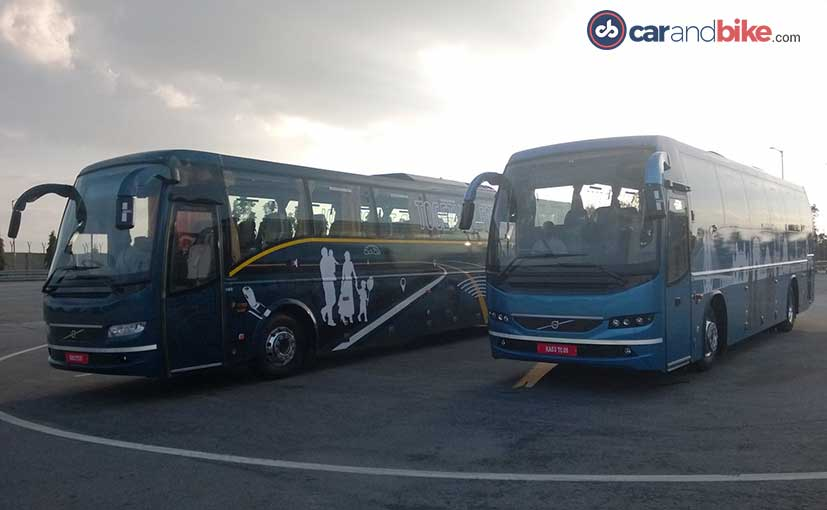Volvo Buses Introduces Two New Coaches To The 9400 Range In