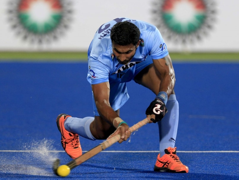 Affan Yousuf Scores a Brace as India Beat Australia in Hockey