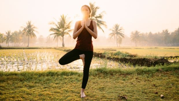 Vrikshasana (Tree Pose): 7 Steps and Health Benefits