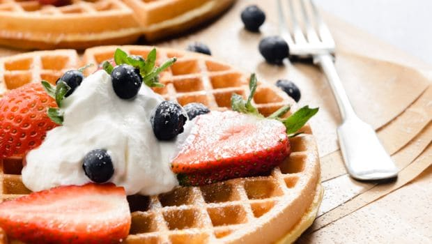 6 Best Waffle Places In Delhi You Must Try