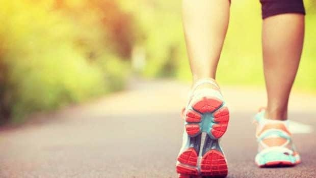 'Walk Your Way' To Improved Brain Function