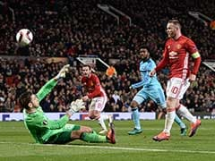 Record Man Wayne Rooney Gives Manchester United Europa League Lift
