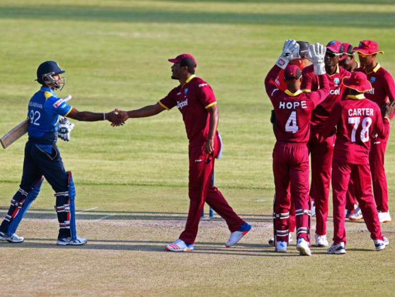 West Indies Bowlers Shine in Bonus Point Win Against Sri Lanka
