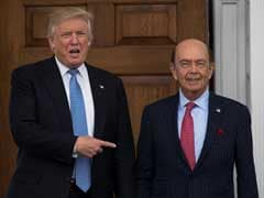 """We're Not Looking For A Trade War,"" Says US Commerce Secretary"