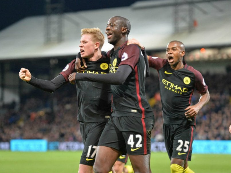 Premier League: Yaya Toure Back With A Bang For Manchester City, Liverpool Held