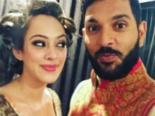 Yuvraj Singh, Hazel Keech 'Premiere League:' Details About 10-Day Wedding