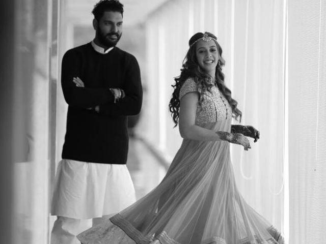 Hazel Keech, Yuvraj Singh's Wedding: A Recap of 'Very Punjabi' Mehendi, Sangeet