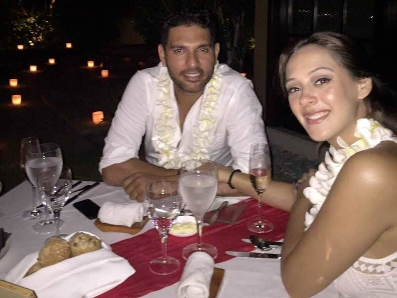 Yuvraj Singh Says 'Happy Times Ahead' With Hazel Keech As Wedding Date Nears