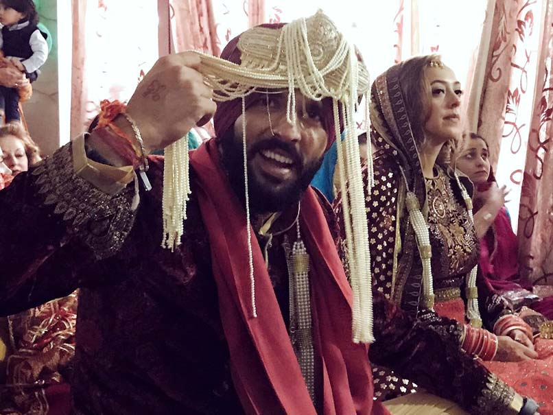 Yuvraj Singh, Hazel Keech Tie Knot in Low-Key Wedding Ceremony