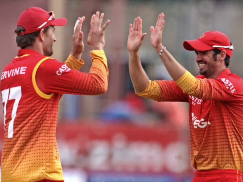 Zimbabwe Salvage Tie in Thriller With West Indies in Triangular Series