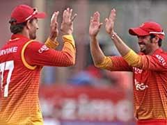 त्रिकोणीय सीरीज : जिम्बाब्वे ने वेस्टइंडीज के साथ रोमांचक मैच 'टाई' कराया