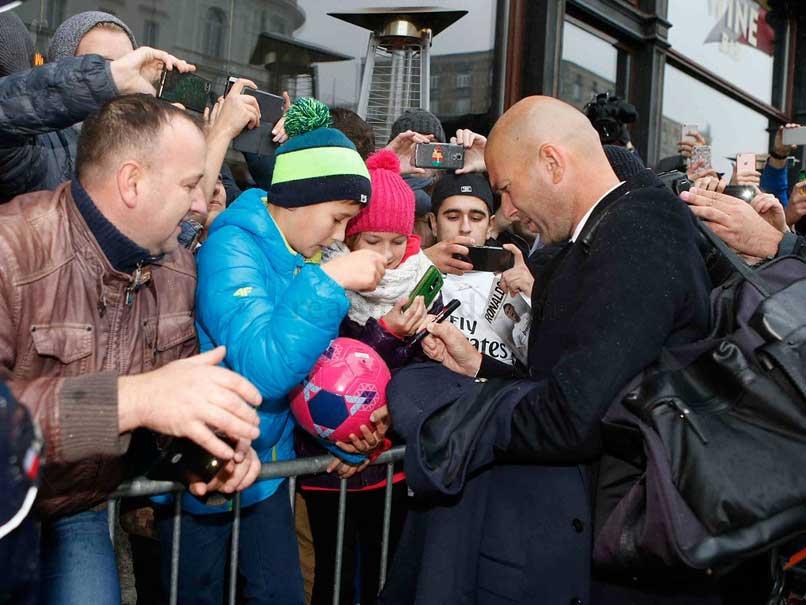Centurion Zinedine Zidane Seeks More From Unbeaten Real Madrid