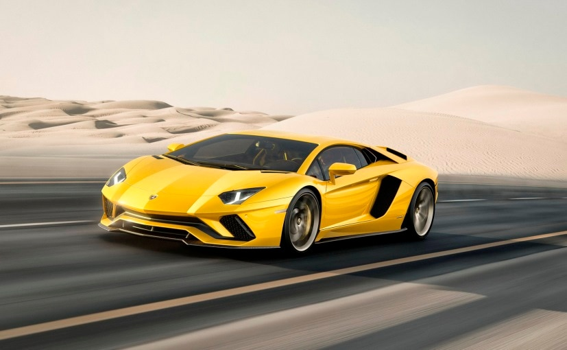 lamborghini aventador s price in india, images, mileage, features