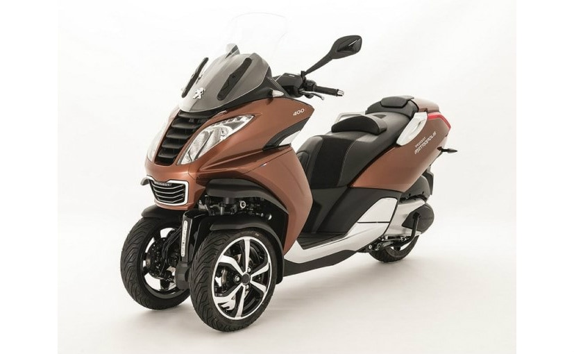 2017 peugeot metropolis and speedfight 125 scooters. Black Bedroom Furniture Sets. Home Design Ideas