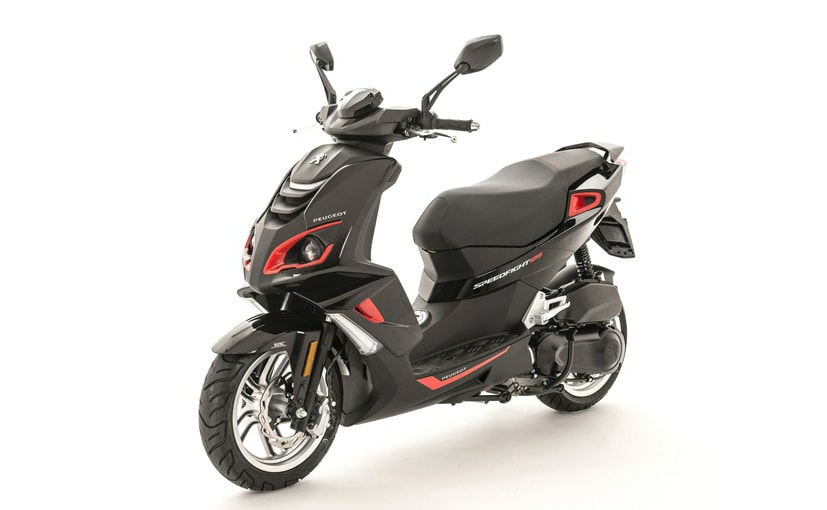 2017 peugeot metropolis and speedfight 125 scooters launched in the uk ndtv carandbike. Black Bedroom Furniture Sets. Home Design Ideas