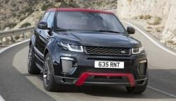 Petrol Powered Land Rover Evoque Launched At Rs 53.20 Lakh