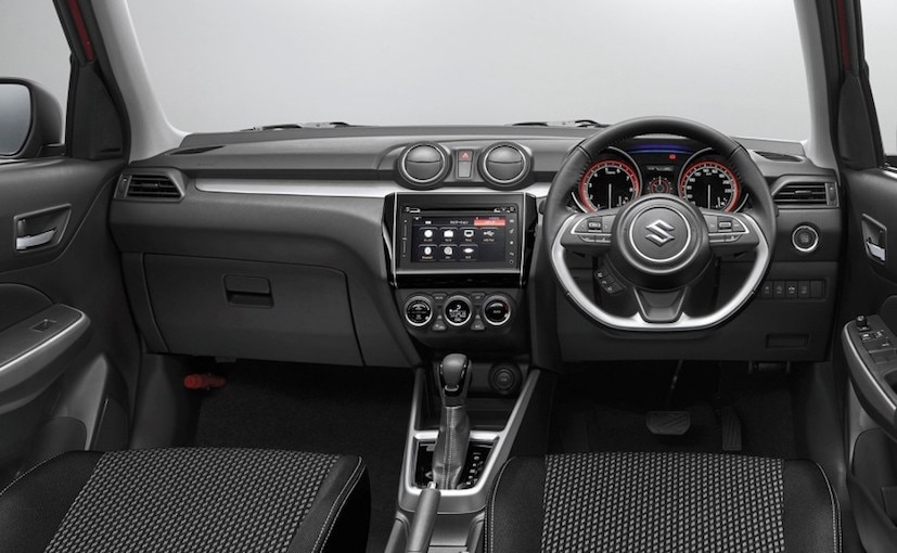 Image result for 2017 suzuki swift rs interior