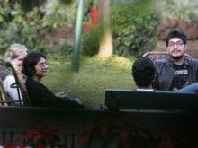After <I>Dangal</i>, Aamir Khan Holidays With Wife And Kids