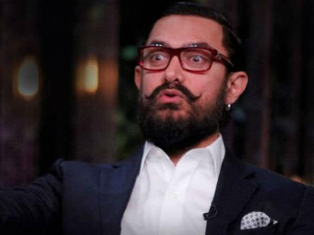Koffee With Karan: Aamir Khan's 7 Priceless Expressions