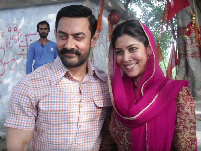 Aamir Khan's Dangal: How Sakshi Tanwar Was Cast Thanks To His Mother
