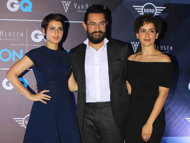 Aamir Khan Claims He Has Bad Fashion And Isn't 'Taken Seriously'